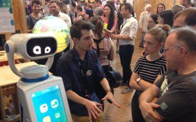 L'intelligence artificielle au service des personnes